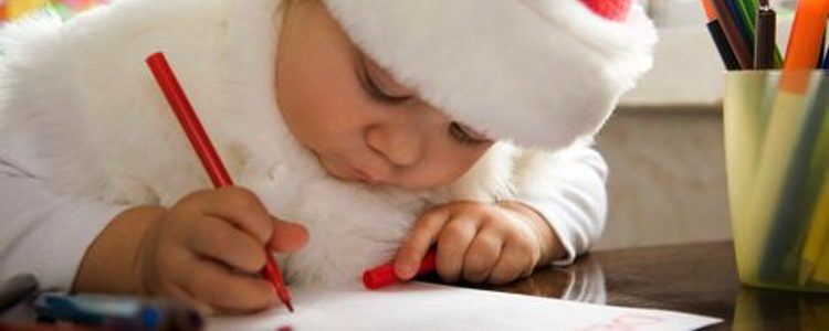 Cómo escribir con los niños la carta a los Reyes Magos