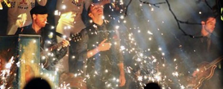 'Christmas Lights', de Coldplay
