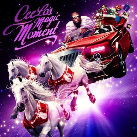 Christina Aguilera y Cee Lo Green han grabado un nuevo dueto musical juntos