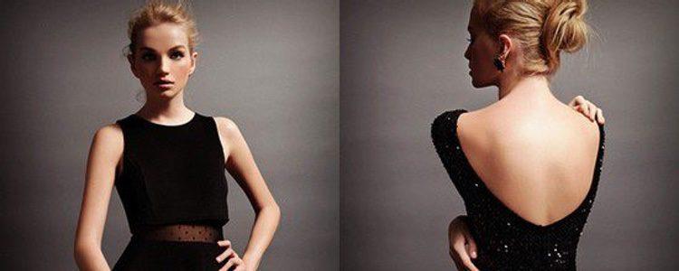 Vestidos de la colección 'Christmas and gift' para la Navidad 2013 de Suiteblanco