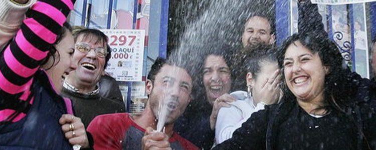 Ganar el Gordo de la Lotería de Navidad supone una gran alegría para todos