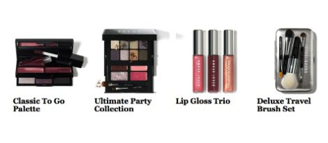 'The Holiday Gift Collection' de Bobbi Brown