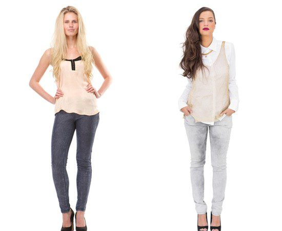 El pantalón es otra opción si prefieres ir más cómoda o desmarcarte