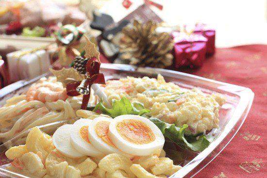 Las ensaladas son el entrante estrella de las comidas navideñas en Argentina