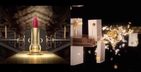 Dior presenta su nueva campaña para estas Navidades en forma de pelicula de animación