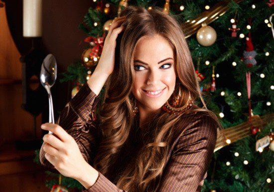 Peinate como toda una celebrity para las celebraciones navideñas