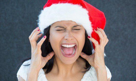 Puede ser que algún trauma sea la causa de este odio a la Navidad