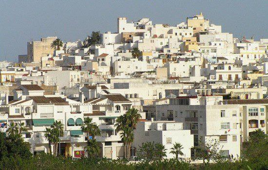 La costa mediterránea andaluza es una de las zonas más templadas de la Península