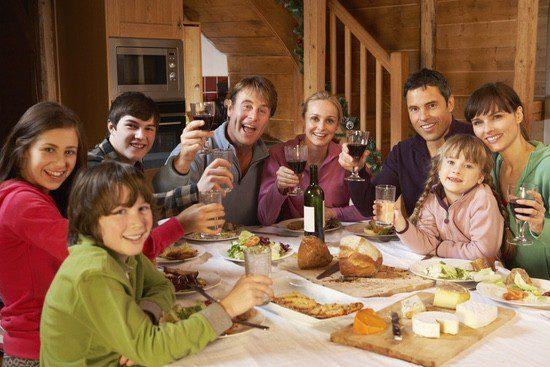 Disfruta de este día en familia que es tan importante como cualquier otra celebración de Navidad