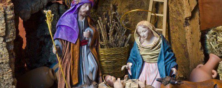 El popular villancico 'Los Peces en el río' se centra en la Virgen María