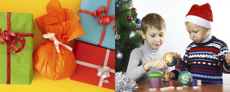 Manualidades navideñas para colgar en el árbol