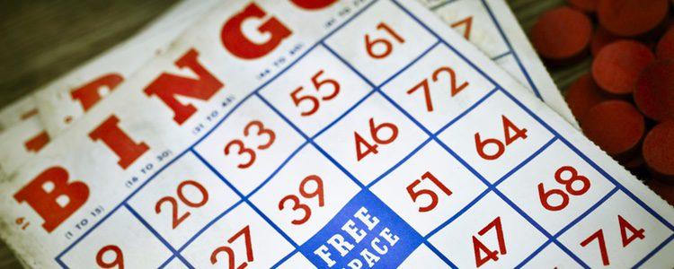 El bingo es un juego para divertirse