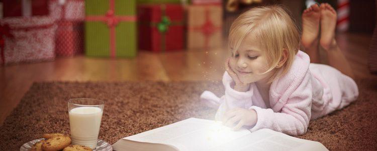 La inocencia de los niños en Navidad acaba contagiándose a toda la familia