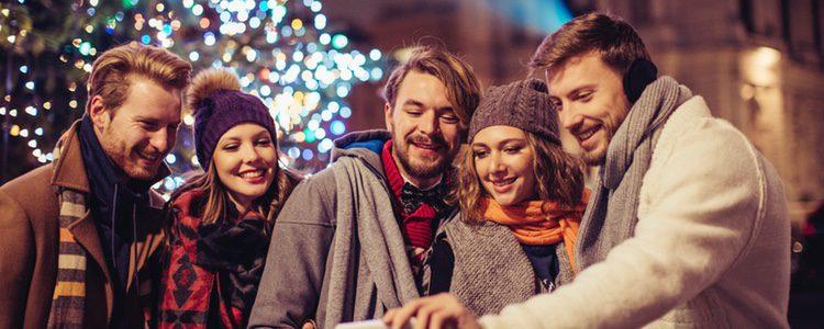 Elige la que más te atraiga y te gusten y haz de estas Navidades las más inolvidables de toda tu vida