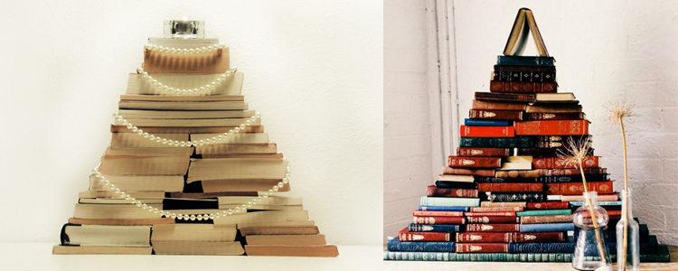 Árbol 4: Pirámide de grupos de libros cerrados en cada capa