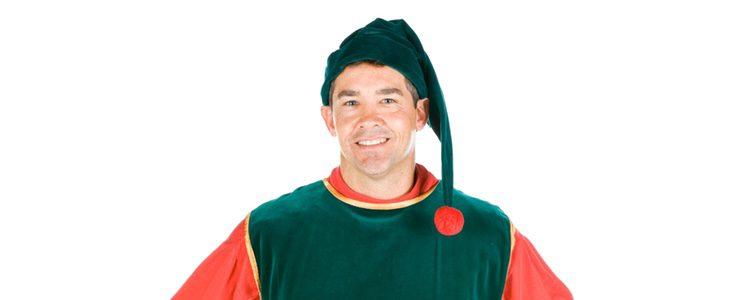 Puedes echarle imaginación a los disfraces de elfo