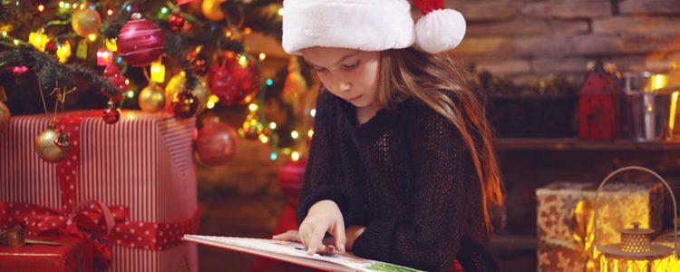 Los libros navideños suelen ser lecturas fáciles y sencillas