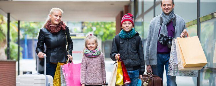 Viajar en Navidad con niños puede ser una experiencia idílica, que da la posibilidad de hacer cosas diferentes