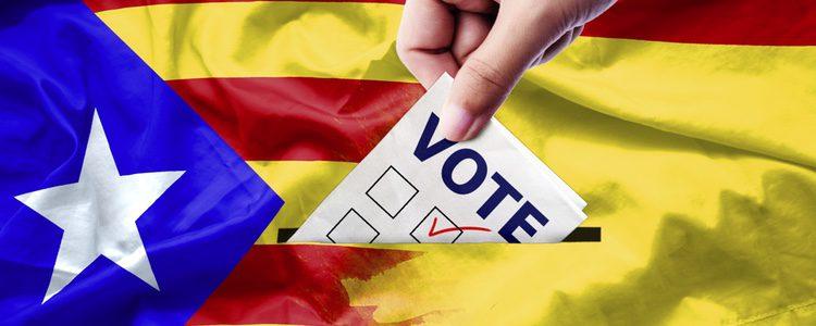 El problema de Cataluña está influyendo en la Lotería de Navidad