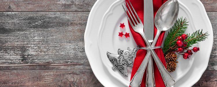 Todos los menús navideños están compuestos por platos típicos