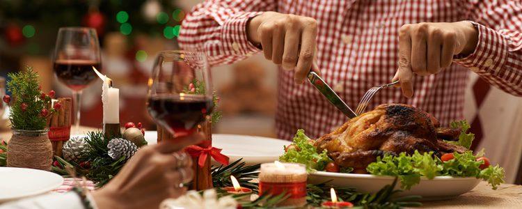 El menú más elaborado suele ser el de Nochebuena