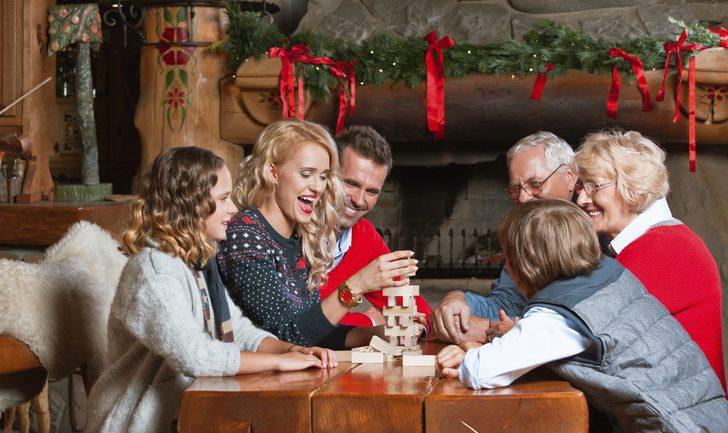 25 de diciembre, un día para estar en familia