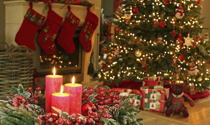 El significado de los adornos de la Navidad