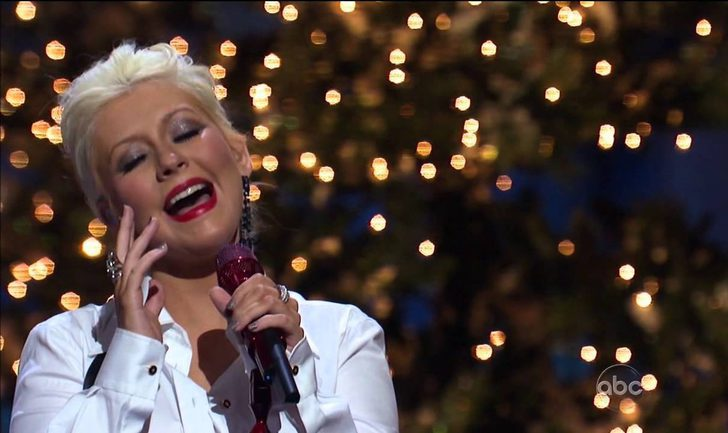 'Have Yourself a Merry Little Christmas' de Christina Aguilera
