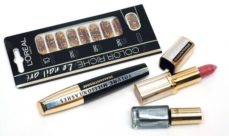 'Diamantissime', la colección de Navidad 2012 de L'Oréal