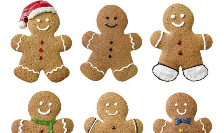 Esta Navidad el árbol lo cocináis vosotros, con galletas de mantequilla
