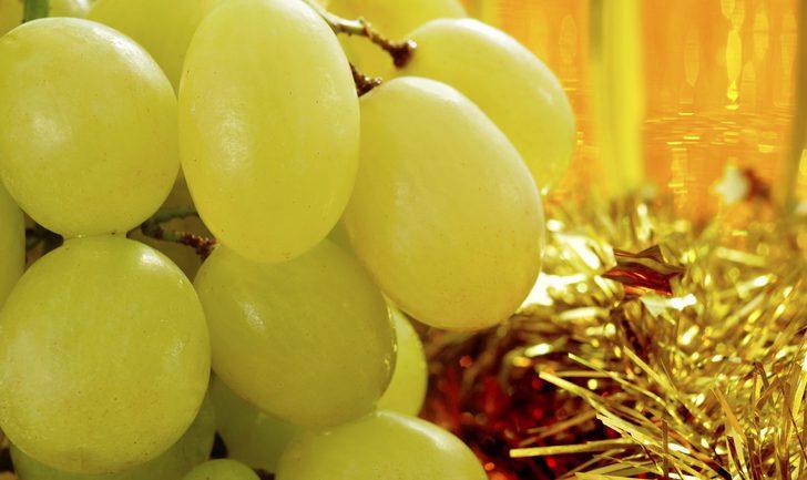No me gustan las uvas, ¿qué puedo tomar en Nochevieja para empezar bien el año nuevo?