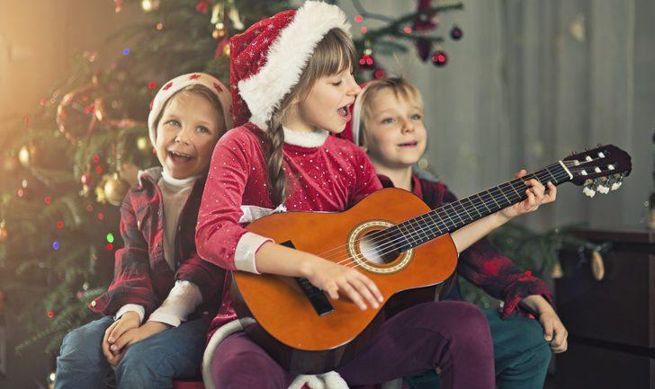 Canciones de Navidad: 5 villancicos infantiles