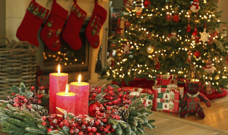 Decoraci n navide a pon tu casa a punto para las fiestas - Decoracion fiesta navidena ...