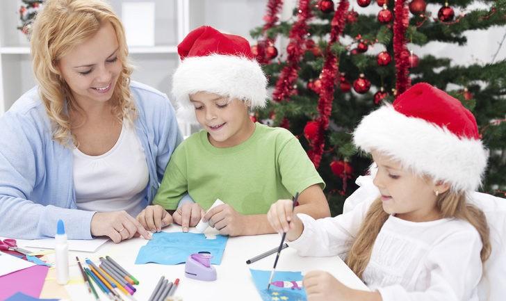 Planes en familia manualidades navide as para decorar tu - Manualidades en familia ...