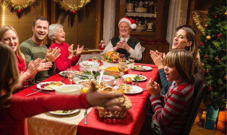 5 excusas para no ir a una cena de Nochebuena o Nochevieja