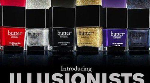 Butter London ilumina tus manos estas navidades con 'Illusionists'