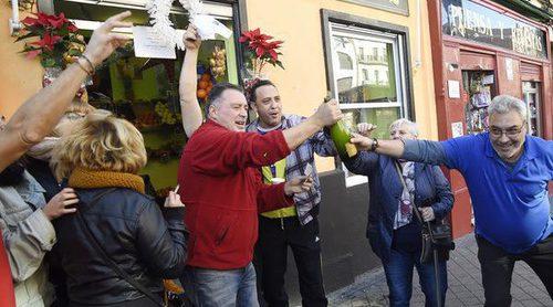 Madrid, Barcelona y Sevilla, las ciudades más afortunadas en la Lotería de Navidad