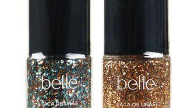 Belle & Make Up decora las uñas estas Navidades con 'All That Glitters'