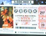 5, 4 y 6, las terminaciones m�s repetidas del Gordo de la Loter�a de Navidad