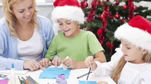 Planes en familia: manualidades navideñas para decorar tu casa