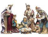 Figuras imprescindibles del Portal de Bel�n de Navidad