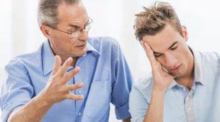 Mi suegro me odia: ¿Tengo que ir a su casa en Navidad?