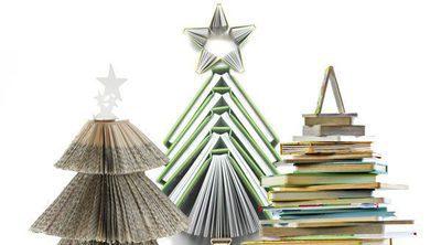 Navidad en bekia villancicos adornos navide os - Arbol de navidad con libros ...