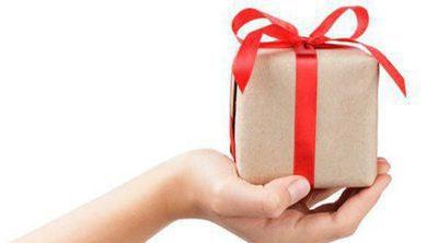 10 formas novedosas de envolver un regalo