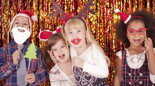5 disfraces de Navidad para niños