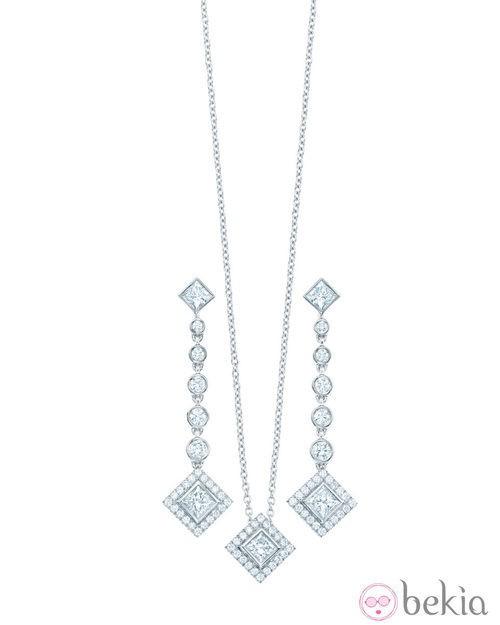 Pieza de la línea Tiffany Grace de la colección de Navidad de Tiffany & Co.