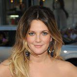 Peinados para Navidad: Drew Barrymore y su melena ligeramente ondulada