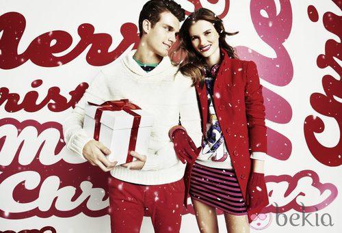 Blanco lanza una colección masculina y otra femenina para Navidad 2011