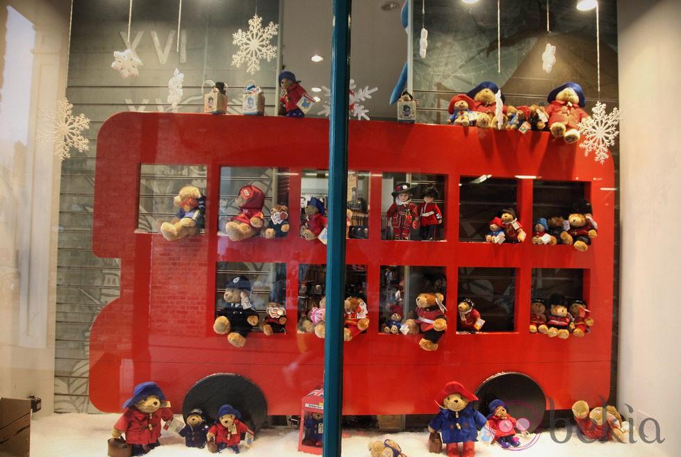 Escaparate navide o con peluches fotos de navidad - Como hacer un escaparate ...
