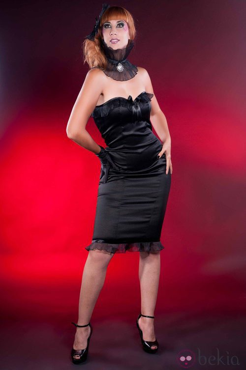 Vestido de Nochevieja de la firma Miss Self Destructive